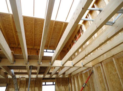 charpente maison RT2012