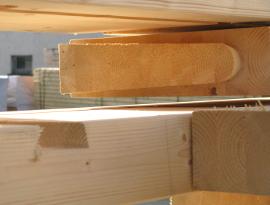 plancher charpente poutre