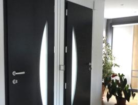 porte entree aluminium