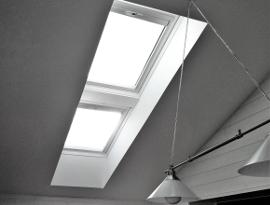 fenetre toit interieur