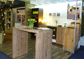 Aménagement bois intérieur