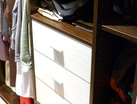 tiroir dressing