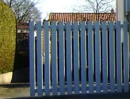 portail lame ajourées
